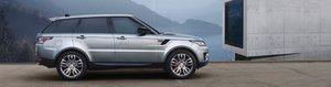 2017 Range Rover Sport exterior